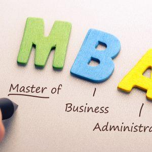 MBA štúdium
