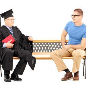 Spor so školiteľom diplomovej práce